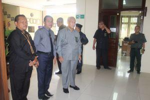Kunjungan Perdana Ketua PTA Medan