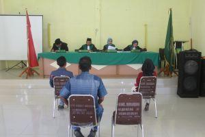 Sidang Keliling Perdana 2019 Pengadilan Agama Stabat di Kecamatan Selesai