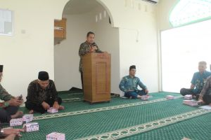 Keluarga Besar Pengadilan Agama Stabat Menyambut Bulan Suci Ramadhan 1440 H