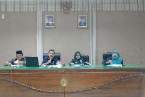 Sosialisasi  Pembinaan Direktur Jendral Badan Peradilan Agama