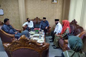 Kunjungan Mui Sumatera Utara Ke Pengadilan Agama Stabat