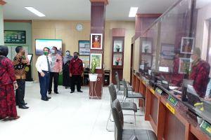 Kunjungan Sekretaris Ditjen Badilag Di Pengadilan Agama Stabat