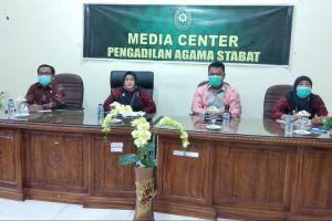 PA Stabat Ikuti Pendampingan Pembangunan Zona Integritas