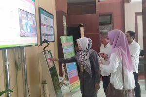 Kunjungan Tim BPS Provinsi Sumatera Utara