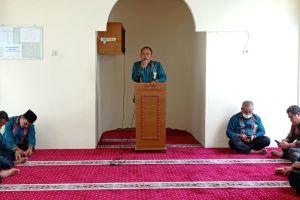 Pembinaan Wakil Ketua di Musholla Al-Hikmah Pengadilan Agama Stabat