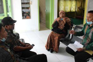 Tim-Survey Pelaksanaan Sidang Diluar Gedung  Pengadilan Agama Stabat