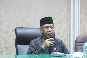 Pembinaan Akhir Tahun 2020 Ketua PTA Medan