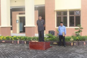 Ini Amanat Ketua Pengadilan Agama Stabat Dalam Upacara Hari Kesadaran Nasional