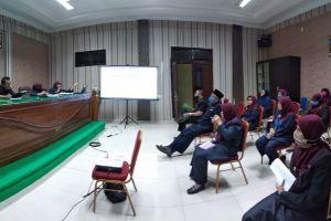 Rapat Koordinasi Pengadilan Agama Stabat