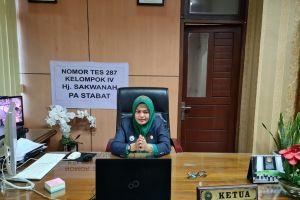 SELAMAT KETUA PA. STABAT LULUS FIT AND PROPER TEST