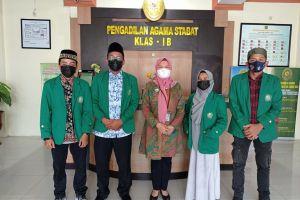 Perpisahan Mahasiswa UINSU Medan