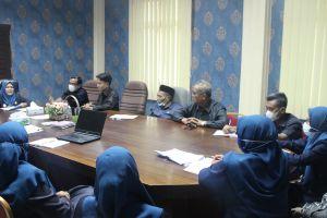 Rapat Monitoring dan Evaluasi Kinerja SIPP Pengadilan Agama Stabat